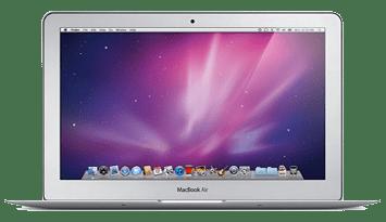 Apple MacBook Air Repairs - Legacy old macbook air repairs